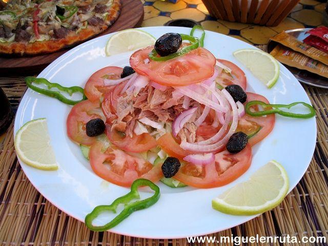 Ensaladas-Marruecos