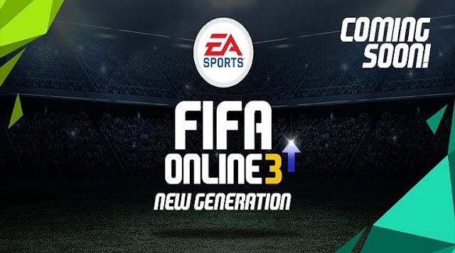 Game di warnet Eror Xingcode FIFA Online3
