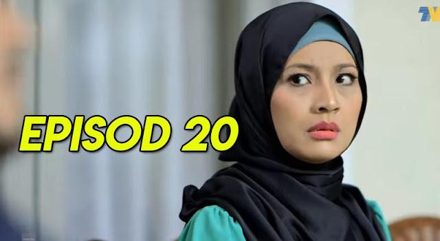 Tonton Drama Seadanya Aku Episod 20 FULL.