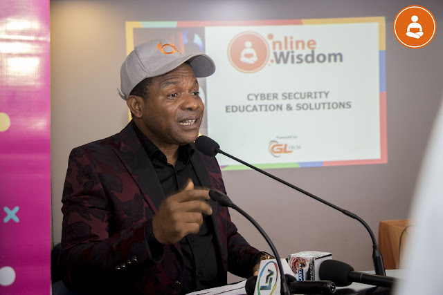 Online Wisdom, a Cyber Security Awareness and Education Initiative launches in Lagos