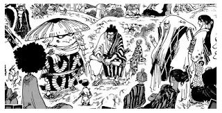 Jadwal Rilis Manga Budak getah Chapter 955