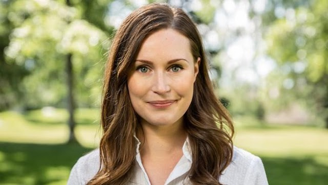 फिनलैंड की सना मारिन बनीं दुनिया की सबसे युवा प्रधानमंत्री