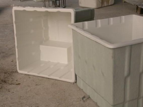 Fosas septicas la fibra de vidrio en las fosas s pticas for Depositos de plastico