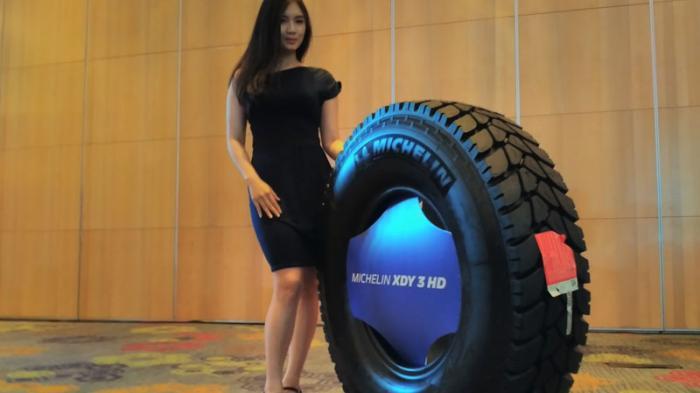 Michelin XZY 3 HD dan Michelin XDY 3 HD, dua ban terbaru dari Michelin untuk bus dan truk angkutan berat di medan ekstrem