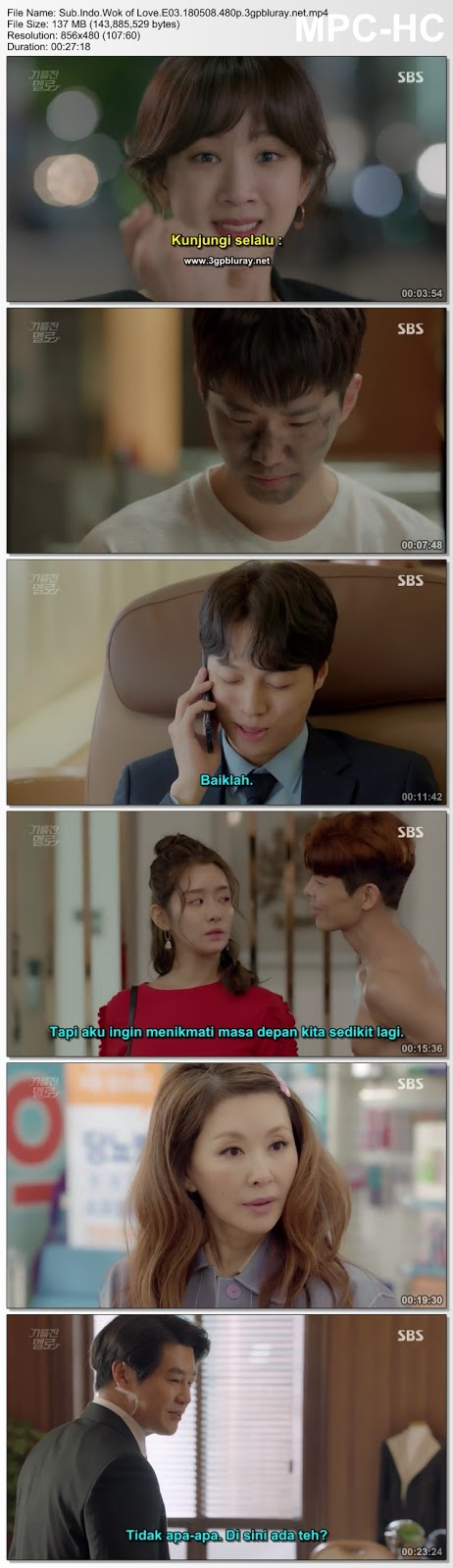 Screenshots Download Drama Korea Greasy Melo aka 기름진 멜로 aka Gireumjin Mello (2018) Episode 03 HDTV 1080p 720p 480p 3GP MP4 NEXT Subtitle Indonesia Google Drive Free Full Movie Online