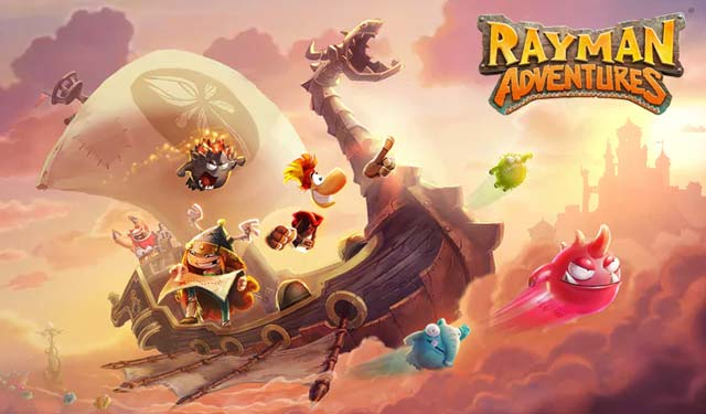 Rayman Adventures Game Adventure Android