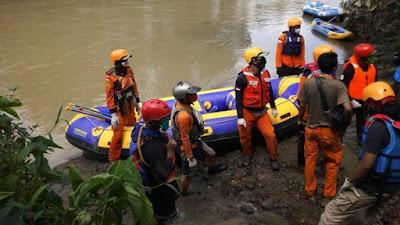 Tim SAR Temukan Sesosok Jasad Balita Diduga Korban Banjir Medan
