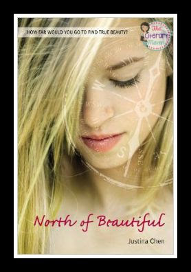 North of Beautiful by Justina Chen is a wonderful young adult novel that touches on so many important issues for teenage girls: self-confidence, body image, relationships with parents, friends, and boyfriends, and making decisions about the future.