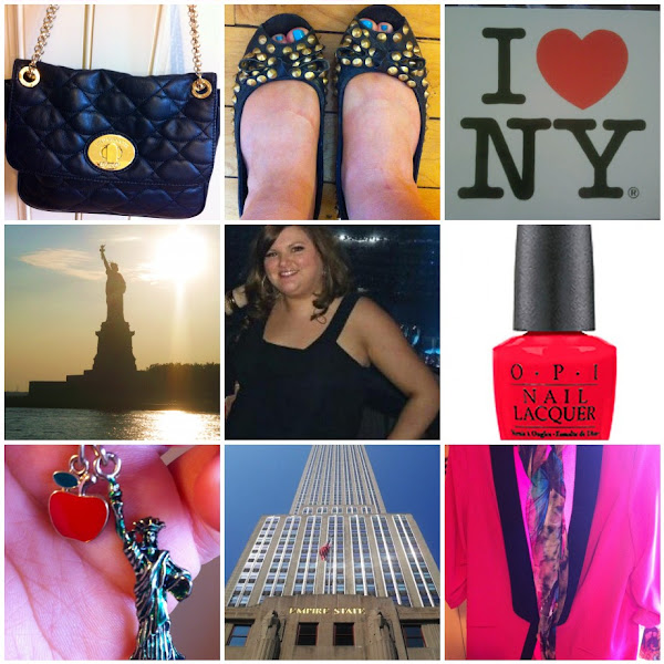 I Heart NY and Skyscraper Heels!