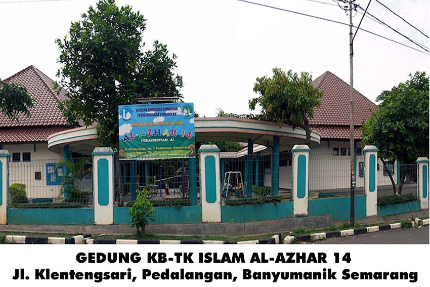 Gedung TODDLER-KB-TK Islam Al Azhar 14