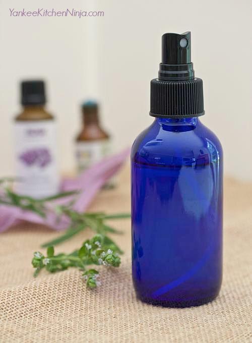 Easy and effective homemade natural bug spray