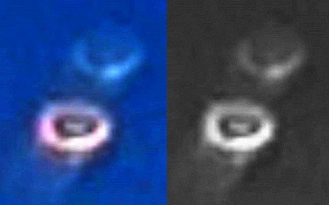 UFO News ~  Glowing UFO emerging from Portal over Romania plus MORE Glowing%2Bufo%2Bportal%2Bromania%2B%25282%2529