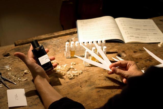 parfum orchestre parfum musique cadeau