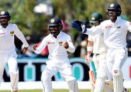 Sri Lanka beat Australia in second Test match by 229 runs to register a series win with one Test remaining.
