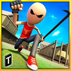 Screenshoot Game Angry Stick Fighter 2017 Apk Terbaru For Android: