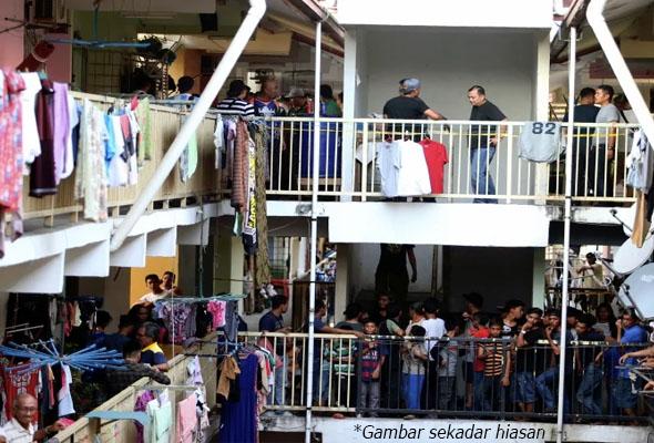 PKPD Selama 14 Hari Di Taman Telipok Ria Bermula 27 November