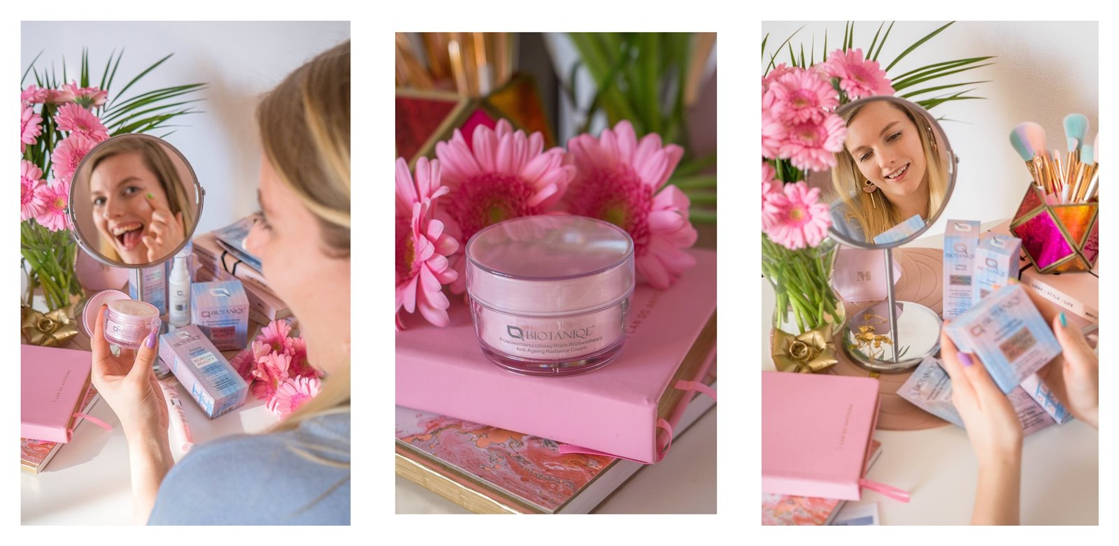 12 A biotaniqe koreańska pielęgnacja krok po kroku w jakiej kolejności nakładać kosmetyki jak dbać o cerę koreańskie kosmetyki kremy serum maski korean beauty instagram melodylaniella łódzka blogerka lifestyle