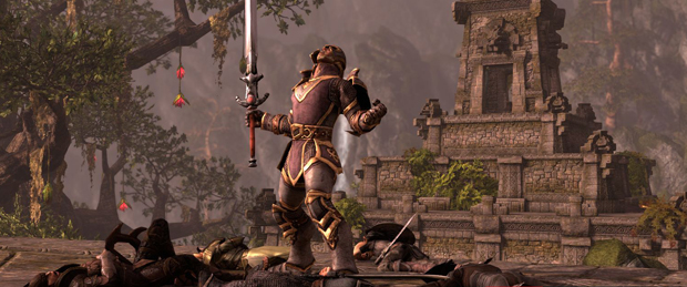 The Elder Scrolls Online Won't Be A Repetitive Grind Says Dev