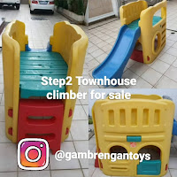 Step 2 Townhouse Climber and Slide