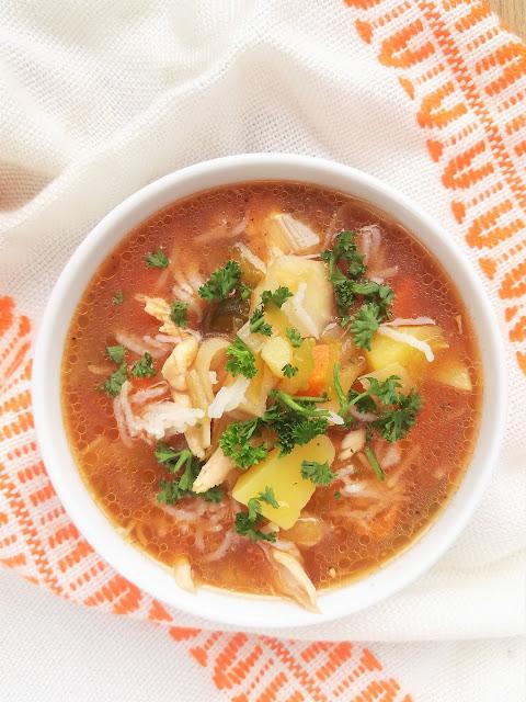 Zupa ogórkowa po rosyjsku (Rassolnik) / Rassolnik Pickle Soup