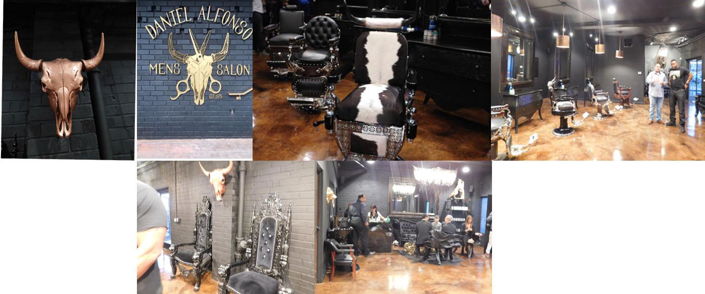 """The Arriviste: """"LA Appreciates a Good Hair Cut,"""" Daniel Alfonso's ..."""