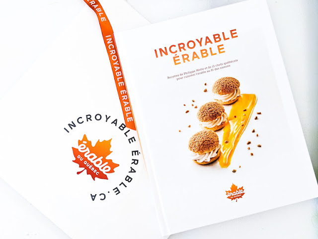 Incroyable Érable: Un livre gourmand