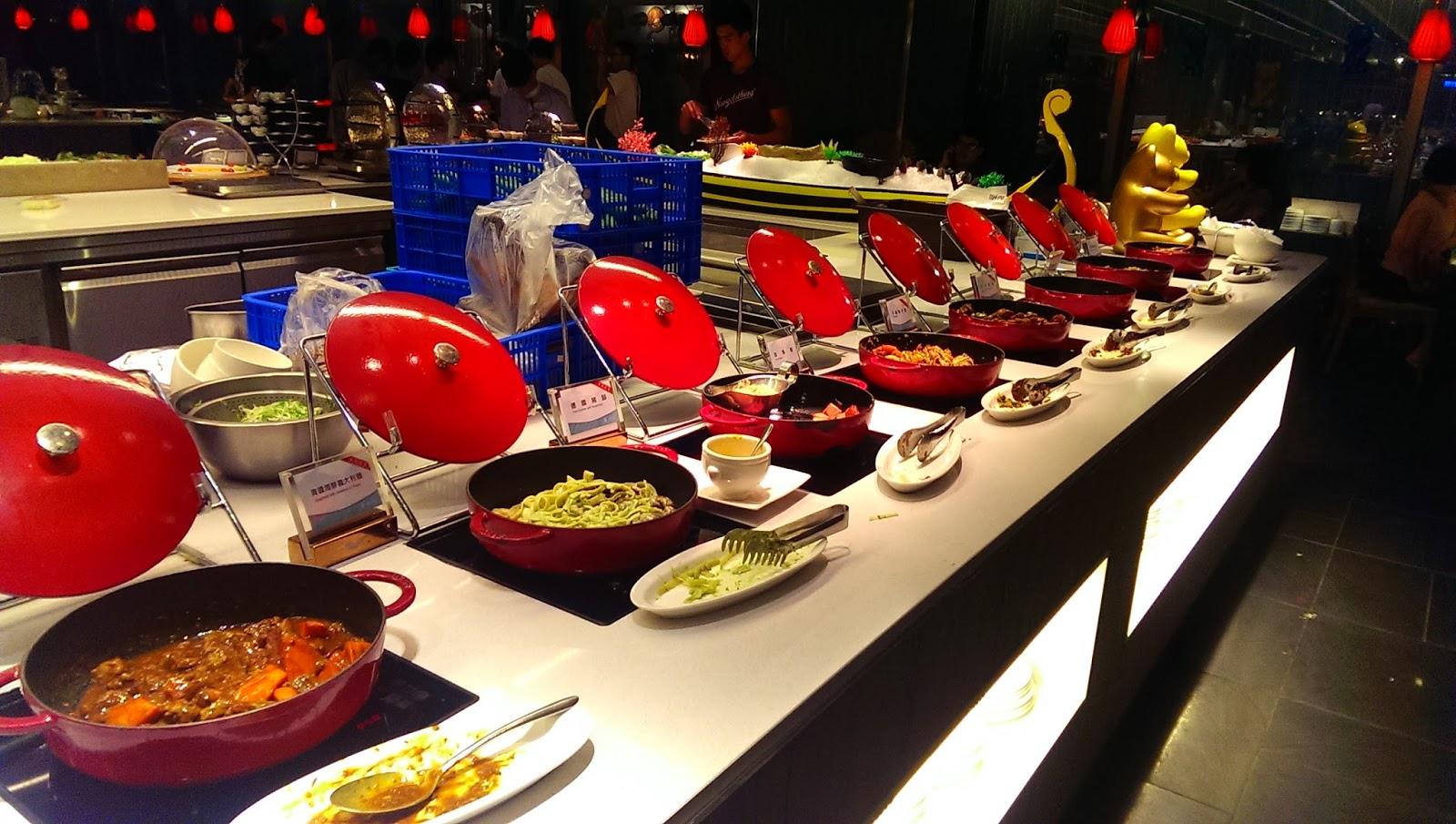 2015 07 01%2B20.10.02 - [食記] 台北京站 - 饗食天堂,有生魚片吃到飽的高級自助餐廳!