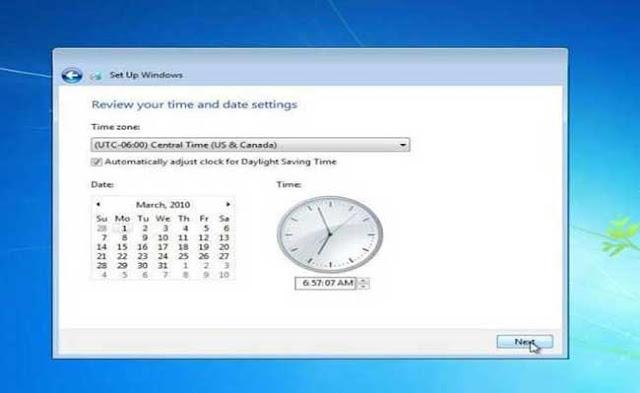 21 - Tutorial Menginstal Windows 7