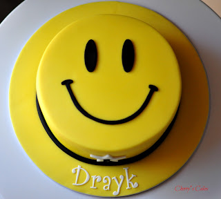 Cherry S Cakes Happy Face Boy