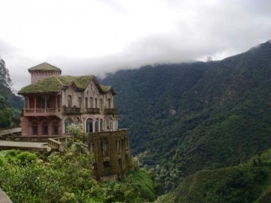 Salto de Tequendama. Mitos, leyendas y fantasmas