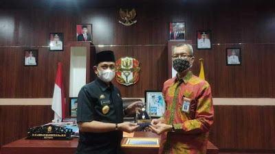 Kedelapan Kalinya, Wajo Terima WTP dari Kementerian Keuangan Republik Indonesia