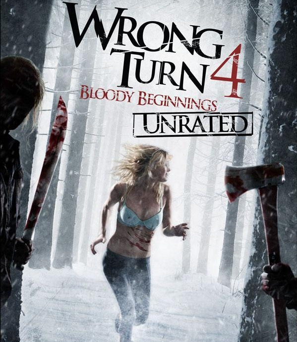 WRONG TURN 4: BLOODY BEGINNINGS 2011 ONLINE