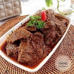 Kalo Udah Masak Yang Begini Jadi Mau Makan Terus. Dagingnya Empuk dan Bumbunya Itu Bikin Nagih Bund