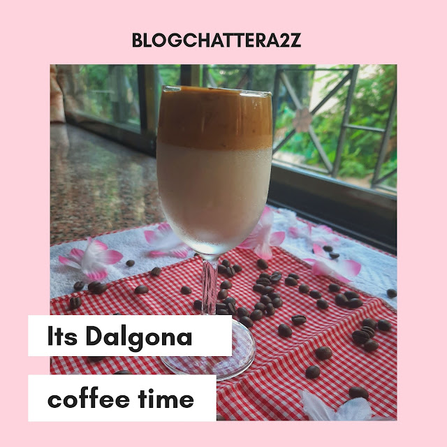 Easy Dalgona Coffee Recipe