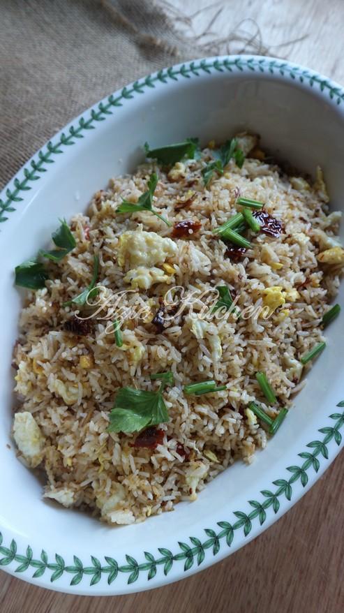 Nasi Goreng Cili Kering Azie Kitchen
