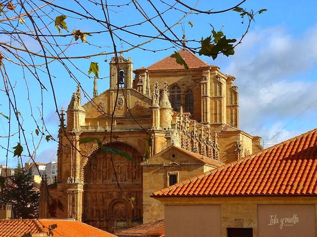 Salamanca Imprescindible Dominicos convento