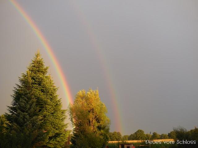 in heaven, Himmelsblicke, #Regenbogen-neuesvomschloss.blogspot.de