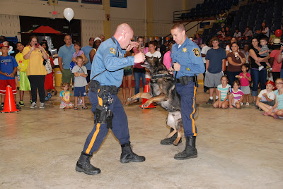 Free National Night Out Event Set for Mennen Sports Arena on August 4