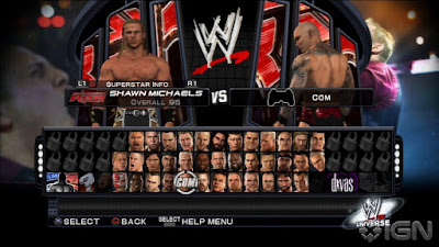 WWE SmackDown vs Raw 2011 PS2 Download ISO ROM