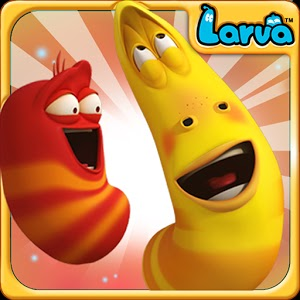 Larva Heroes Episode 2 Mod Apk Data V1.2.3 Unlimited Gold + Candy-cover