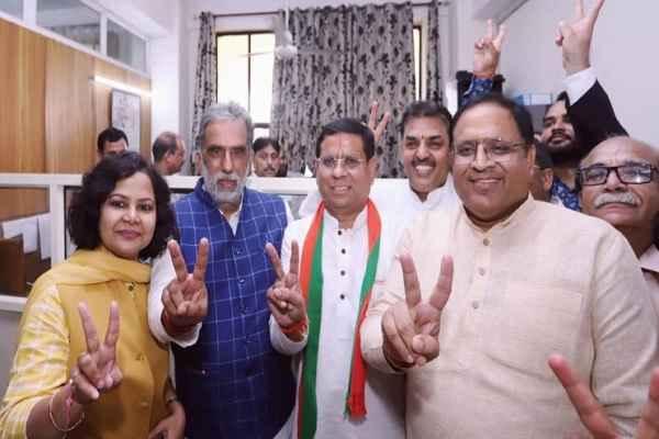 rajesh-nagar-file-nomination-tigaon-bjp-candidate-krishanpal-vipul-goel