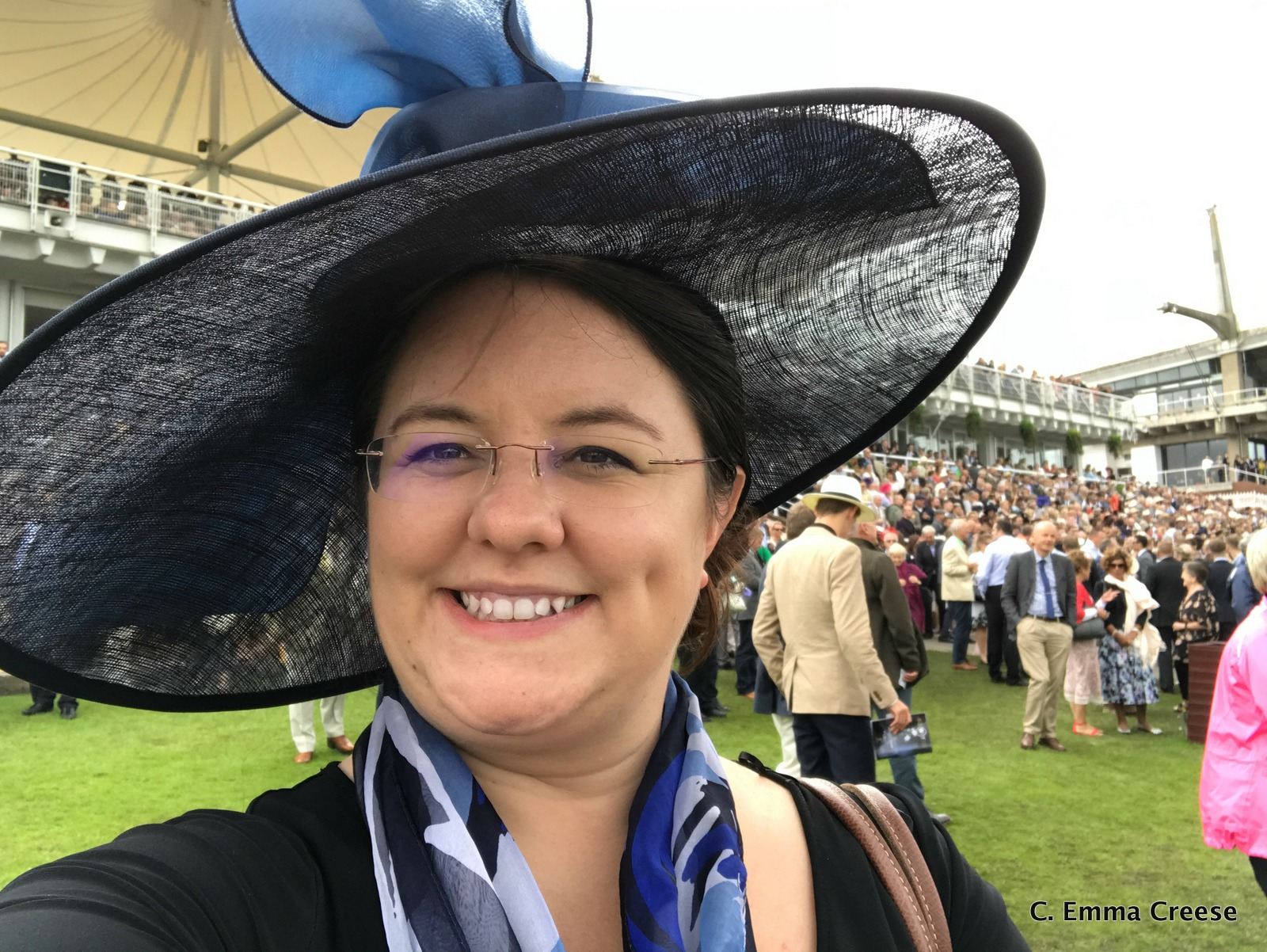 Ladies Day At The Goodwood Races ¦ Adventures of a London Kiwi