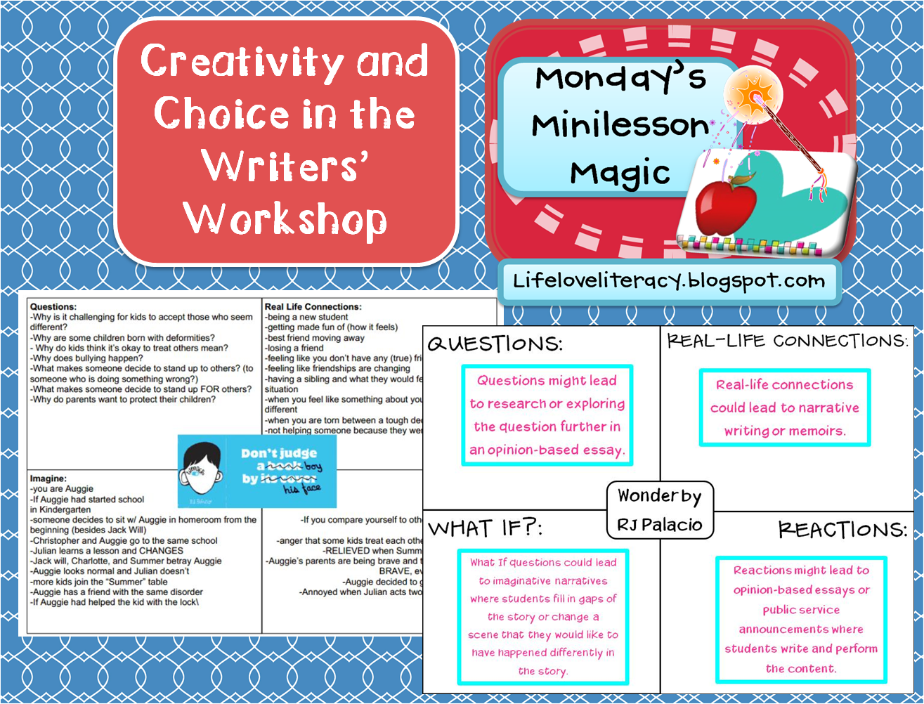 Creative Writing For Upper Primary