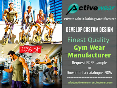 Gym clothing wholesale