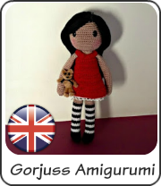Free english pattern amigurumi