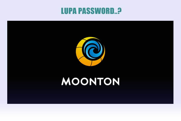 Lupa Kata Sandi atau Password ML
