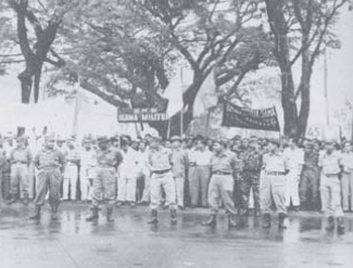 Perkembangan politik dan ekonomi  Indonesia pasca Kemerdekaan