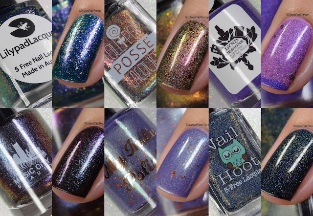 Hella Handmade Creations October 2019 | Compilation Post #2