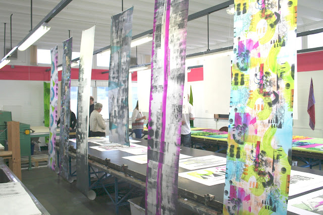 Work by Emma Milburn at the CCAD degree show 2015