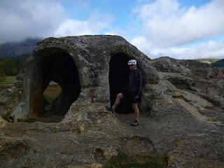 Ermita rupestre de S. Vicente